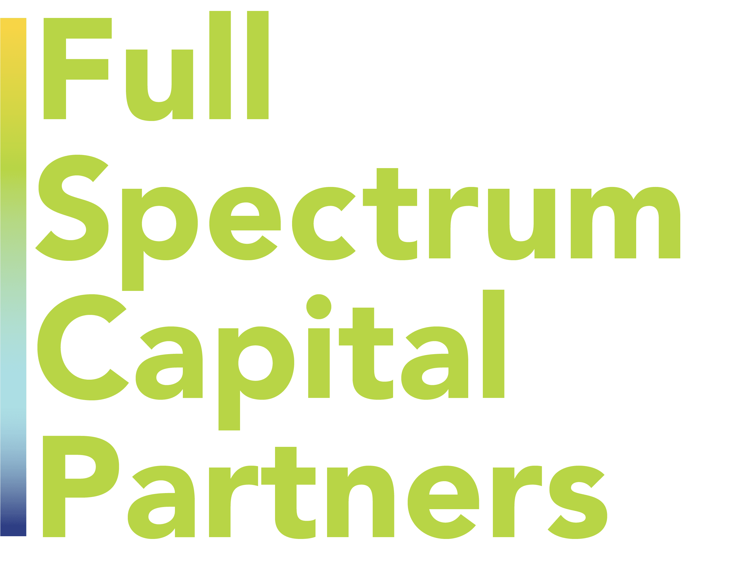 Full Spectrum Capital Partners, Connecting Community & Capital Stewards